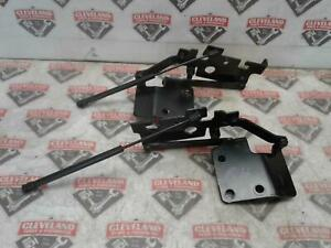 2003-2006 Chevrolet SSR OEM Rear Trunk Tonneau Cover Hinges & Shocks