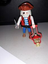 Red, White & Blue Playmobil Pirate