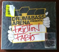 v)2 CD Drum N Bass Arena Presents Friction & Fabio: Friction - Neuf -