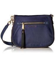 Pre- Owned Marc Jacobs Trooper Nomad Saddle , Midnight Blue Retail $295