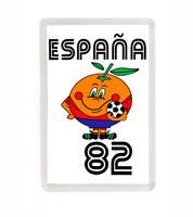 NARANJITO ESPAÑA 82 FRIDGE MAGNET IMAN NEVERA