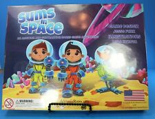Sums in Space An Addition & Subtraction Math Game for Kids *SEALED* Learning FUN