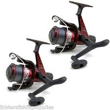2 Lineaeffe Sol Float Spinning Fishing Reels With Line Red Reels