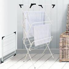 3 TIER CLOTHES TOWEL AIRER LAUNDRY DRYER CONCERTINA INDOOR OUTDOOR PATIO 133CM