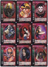Toreador Antitribu Small/Mid Crypt Lot G4 9x Vampires Mixed 3rd/KMW/G V:TES VTES