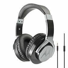 Jobx Motorola Moto Pulse Max Black Over Ear Wired Headphones X55