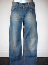 Replay Distressed 32L Jeans for Men