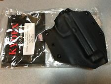 Spetz Gear Kydex Holster for SocomGear M9 w/Rail Right Handed Black-AIRSOFT ONLY