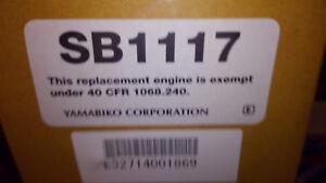 Shindaiwa SB1117 Short Block for DH232, DH235, HT232 and HT235