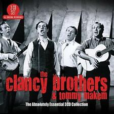 The Clancy Brothers & Tommy Makem - The Absolutely Essential Collectio (NEW 3CD)