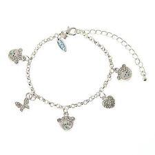 Me to you tatty teddy-bracelet breloque argent avec pierres de cristal bijoux cadeau