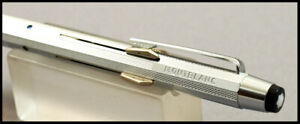 VINTAGE MONTBLANC FOUR COLOR BALLPOINT PEN FROM LATE 1950S