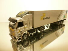 TEKNO HOLLAND SCANIA 113M 380 TRUCK + TRAILER EMONS - 1:50 EXCELLENT COND.