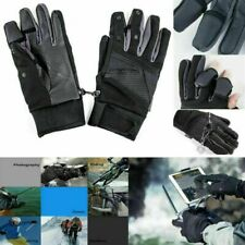 2PCS PGYTECH Photography Gloves Touch Screen Flying Glove Windproof Waterproof