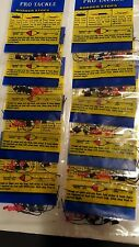 10 PACKS SLIP BOBBER STOPS AND BEADS