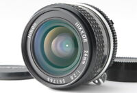 [Exc+++++] Nikon Ai NIKKOR 24mm F/2.8 MF  Lens  From Japan #535