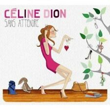 CÉLINE DION - SANS ATTENDRE  CD  14 TRACKS INTERNATIONAL POP  NEW+