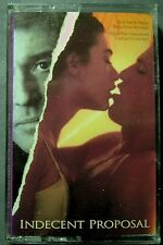 John Barry: Indecent Proposal Movie Soundtrack (Cassette, 1995, MCA Records) NEW