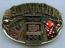 Atlantic City Collectible Belt Buckle