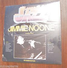 33 giri vinile LP NUOVO I grandi del jazz fabbri 1979 Jimmie Noone GDJ 68