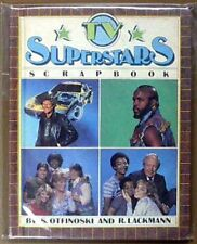 Tv Superstars Scrapbook Hc Book-A Team/Knight Rider +
