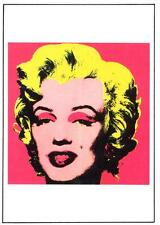 Marilyn Monroe Poster. Andy warhol, pop art.