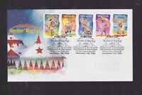 Australia 2007 Circus Under The Big Top FDC J-467