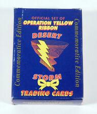 1991 AMA Group Desert Storm Operation Yellow Ribbon Factory Set (60) Nm/Mt