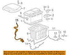 GM OEM-Battery Cable 23282308