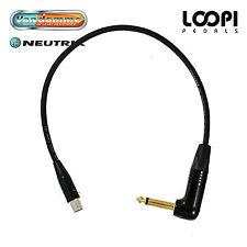 Shure PG14/PG185 UHF Wireless Beltpack Lead - Van Damme cable w/ Neutrik Jack RA