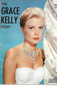 Pocket Magazine--Grace Kelly Story 1955-----170