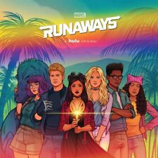 "Runaways SOUNDTRACK 12"" LP Marvel PINK only /500 copies MONDO NEW"