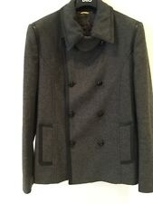 Dolce Gabbana Men's Double Breasted Coat