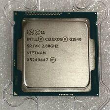 Intel Celeron G1840 2.80GHz Dual-Core CPU Processor SR1VK LGA1150 Socket