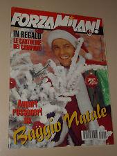 FORZA MILAN=1995/12=ROBERTO BAGGIO=SPARTA PRAHA UEFA CUP=DIEGO ABATANTUONO=