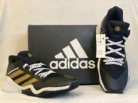 Adidas James Harden Stepback Basketball Shoes FX7655 Men's Size 12 NEW!!
