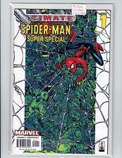 Ultimate Spider-Man Super Special #1 Signed Michael Golden High Grade
