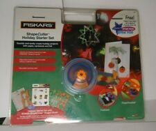 Fiskars Shape Cutter Holiday Starter Set