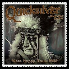 More Happy Trails 1969 - Quicksilver Messenger Service (2016, CD NIEUW)