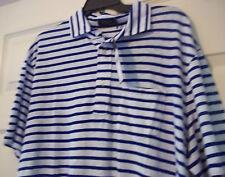 Ralph Lauren Men's Striped Polo XL 100% Cotton