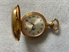 Vintage Timex Mechanical Wind Up Pocket Watch