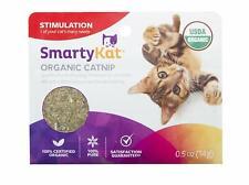 SmartyKat Organic Catnip USDA  1 oz