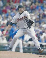 8x10 photo baseball, Roger Clemens, Houston Astros 7-time Cy Young Award winner