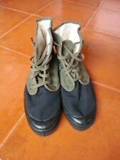 Portuguese Army M64 Canvas Combat Boots Africa War