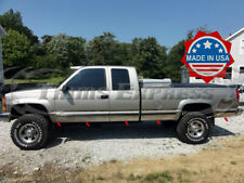 """1988-1998 Chevy/GMC C/K Pickup Extended Cab Long Bed Rocker Panel Trim 6.25""""W/F"""