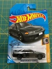 Hot Wheels Nissan Skyline GT-R [BNR32] Gray 5/5 HW TURBO 2/250