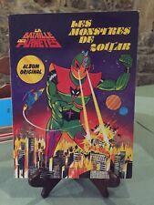 La bataille des planètes - 1979 - Les monstres de Zoltar - Pressinter - GK1