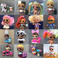Lot LOL Surprise Prom Princess Rainbow Raver Unipony BOY NEXT DOOR Doll Xmas Toy