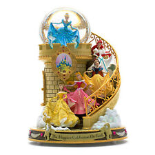Disney Princesses StaircaseTHE HAPPIEST CELEBRATION ON EARTH Musical Snowglobe