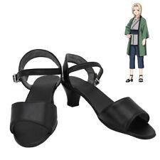Tsunade Shoes Cosplay Naruto Women Boots